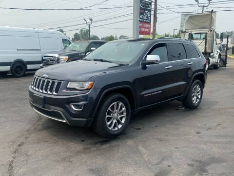2014 Jeep Grand Cherokee for sale at KAP Auto Sales in Morrisville PA