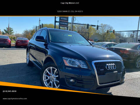 2011 Audi Q5 for sale at Cap City Motors LLC in Columbus OH