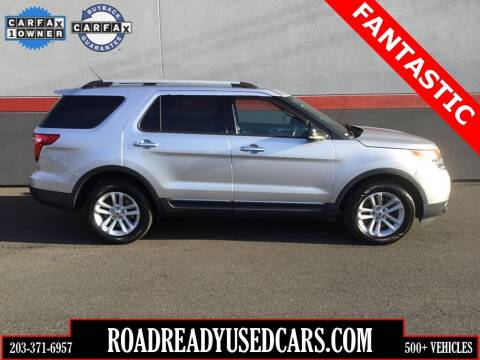 2013 Ford Explorer for sale at Road Ready Used Cars in Ansonia CT