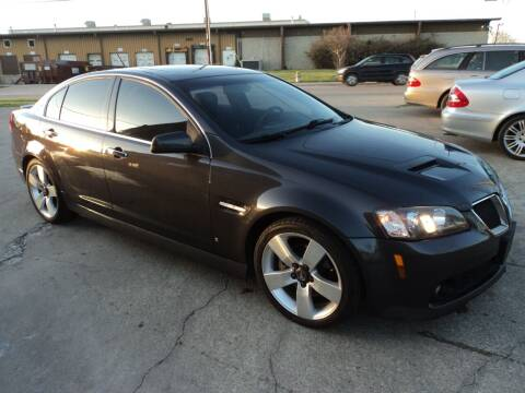 2008 Pontiac G8 for sale at SPORT CITY MOTORS in Dallas TX