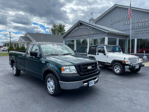 2008 Ford F-150 for sale at Empire Alliance Inc. in West Coxsackie NY