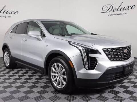 2019 Cadillac XT4 for sale at DeluxeNJ.com in Linden NJ
