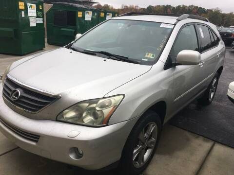 2006 Lexus RX 400h for sale at All American Imports in Arlington VA
