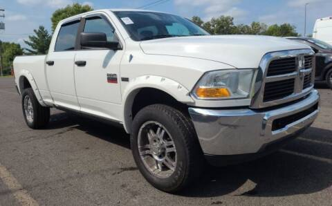 2010 Dodge Ram Pickup 2500 for sale at Divan Auto Group in Feasterville Trevose PA
