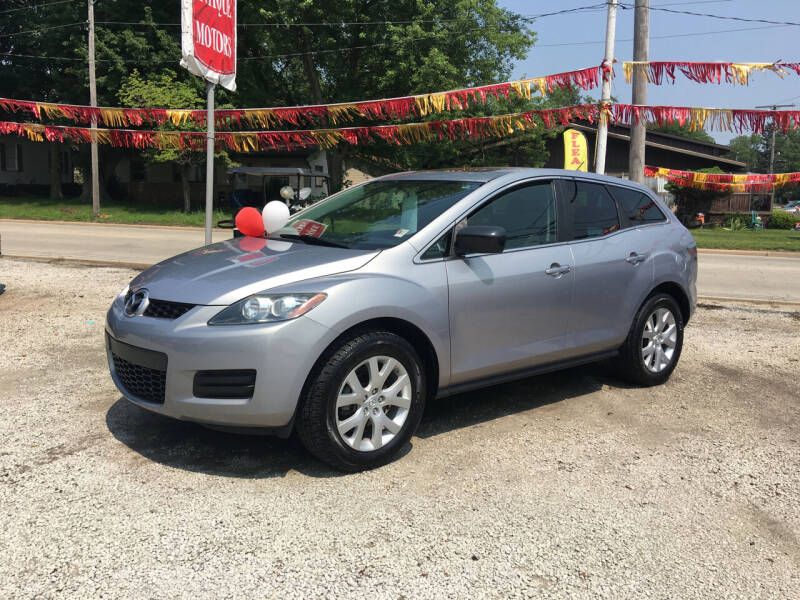 2007 Mazda CX-7 for sale at Antique Motors in Plymouth IN