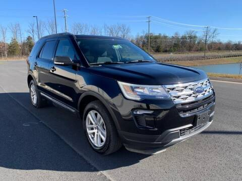 2019 Ford Explorer for sale at Dulles Cars in Sterling VA