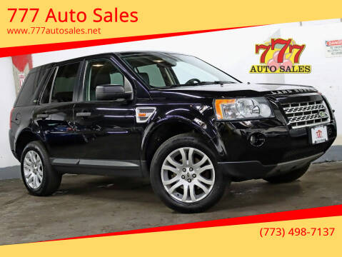 2008 Land Rover LR2 for sale at 777 Auto Sales in Bedford Park IL