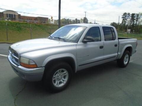 2002 Dodge Dakota for sale at Atlanta Auto Max in Norcross GA