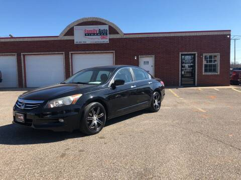 2012 Honda Accord for sale at Family Auto Finance OKC LLC in Oklahoma City OK