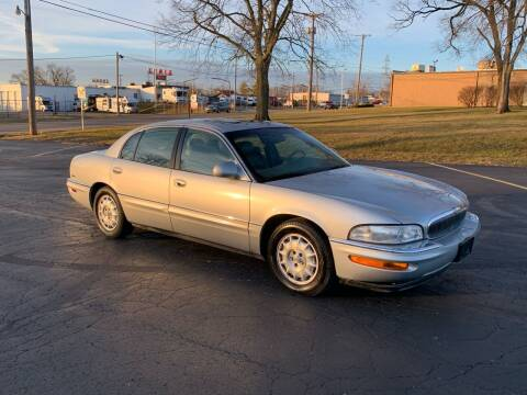 2000 Buick Park Avenue for sale at Dittmar Auto Dealer LLC in Dayton OH