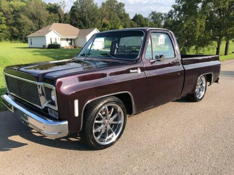 1976 Chevrolet C/K 10 Series for sale at Countryside Classics in Russellville KY