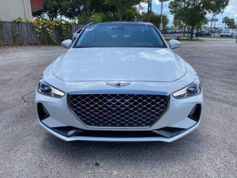 2020 Genesis G70 for sale at JumboAutoGroup.com in Hollywood FL