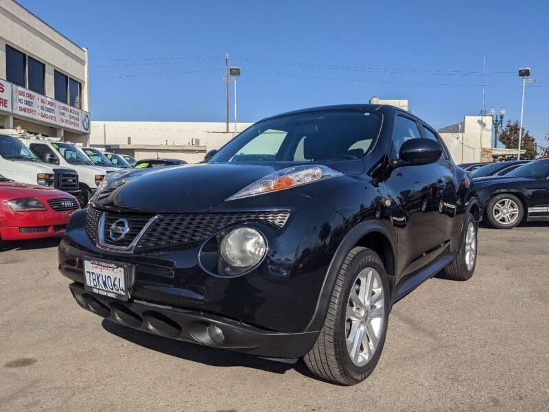 2013 Nissan JUKE for sale at Convoy Motors LLC in National City CA