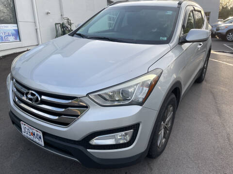 2013 Hyundai Santa Fe Sport for sale at Best Deal Motors in Saint Charles MO