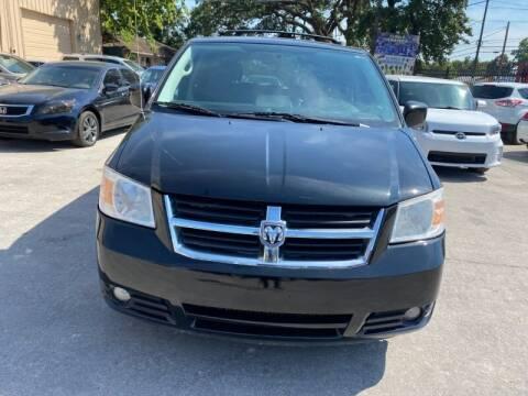 2010 Dodge Grand Caravan for sale at Sam's Auto Sales in Houston TX