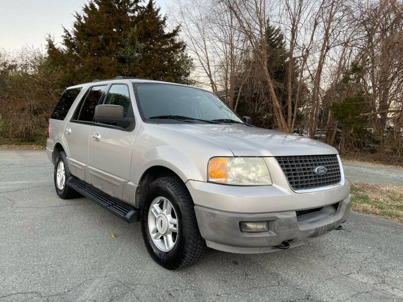 2003 Ford Expedition for sale at Pristine AutoPlex in Burlington NC