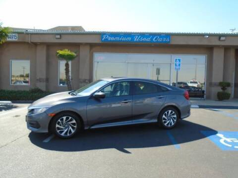 2016 Honda Civic for sale at Family Auto Sales in Victorville CA