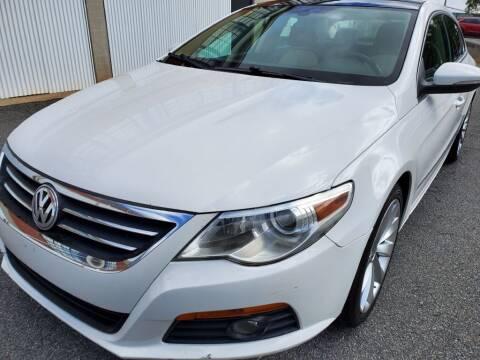 2012 Volkswagen CC for sale at Atlanta's Best Auto Brokers in Marietta GA