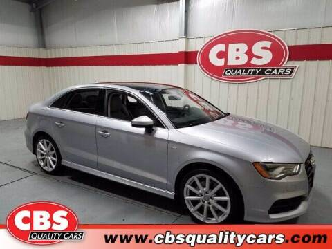 2016 Audi A3 for sale at CBS Quality Cars in Durham NC