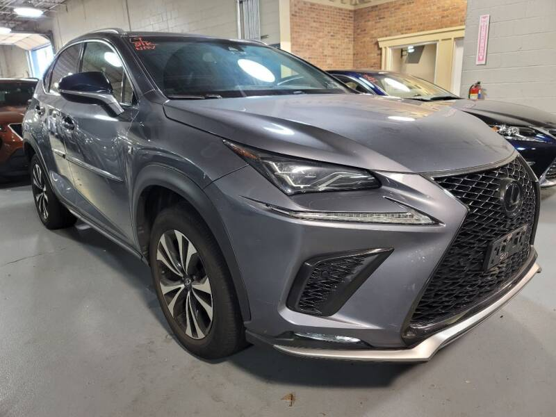 2019 Lexus NX 300 for sale at AW Auto & Truck Wholesalers  Inc. in Hasbrouck Heights NJ