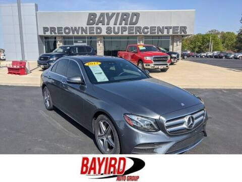 2017 Mercedes-Benz E-Class for sale at Bayird Truck Center in Paragould AR