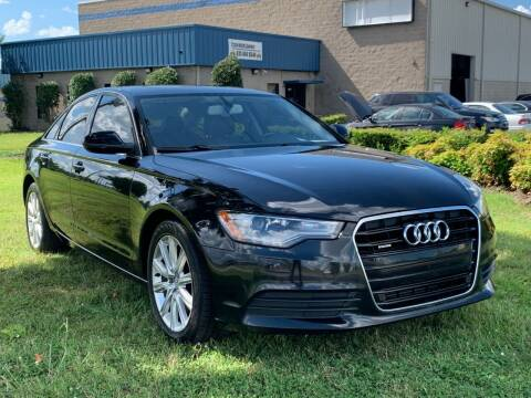 2015 Audi A6 for sale at Essen Motor Company, Inc in Lebanon TN