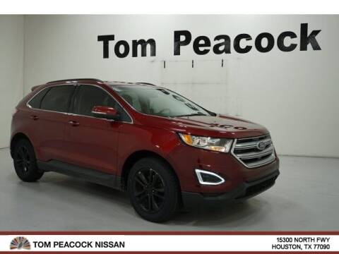 2017 Ford Edge for sale at Tom Peacock Nissan (i45used.com) in Houston TX