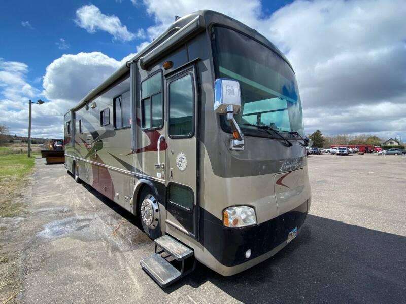 2005 Tiffin Allegro Bus for sale at Osceola Auto Sales and Service in Osceola WI
