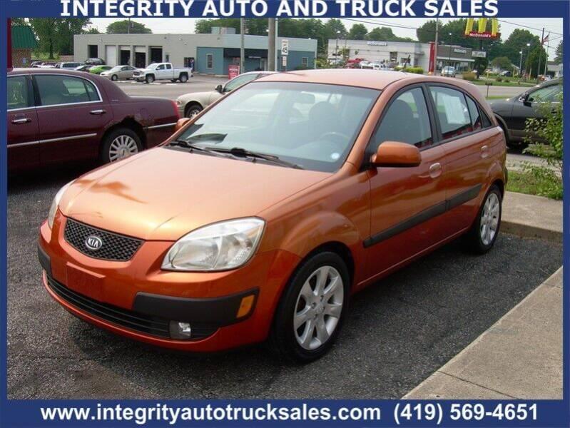2007 Kia Rio5 for sale in Bucyrus, OH