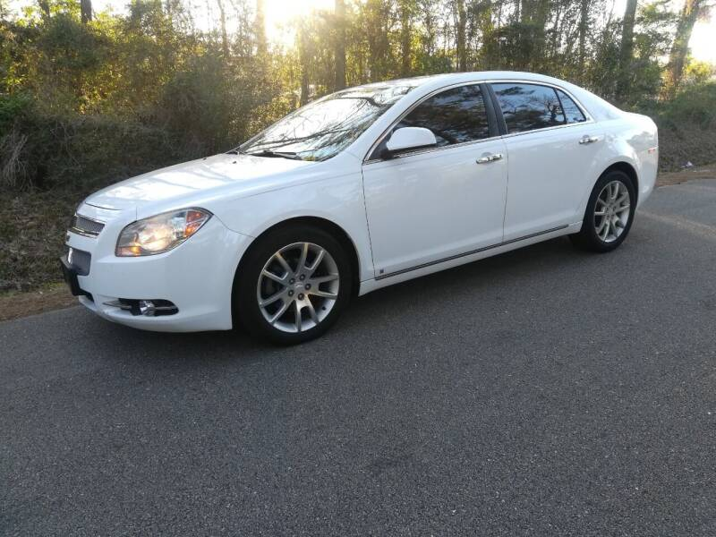 2009 Chevrolet Malibu for sale at Low Price Autos in Beaumont TX