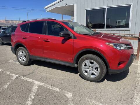 2014 Toyota RAV4 for sale at Mikes Auto Inc in Grand Junction CO