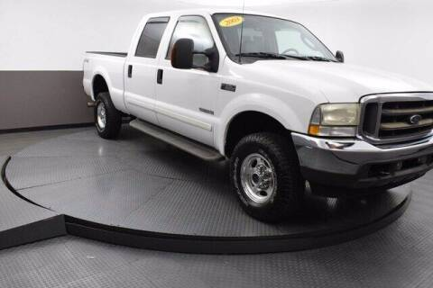 2003 Ford F-350 Super Duty for sale at Hickory Used Car Superstore in Hickory NC