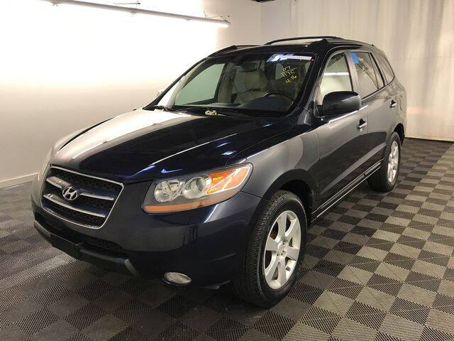 2007 Hyundai Santa Fe for sale at NEW ENGLAND AUTO MALL in Lowell MA