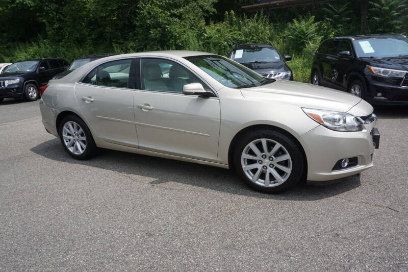 2014 Chevrolet Malibu for sale at Bloom Auto in Ledgewood NJ
