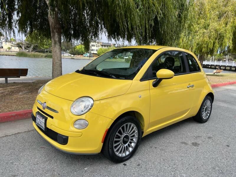 2012 FIAT 500 for sale at Dodi Auto Sales in Monterey CA