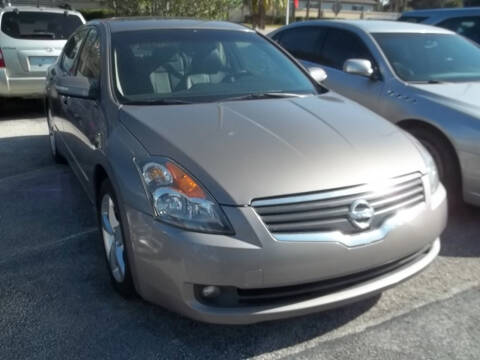 2008 Nissan Altima for sale at PJ's Auto World Inc in Clearwater FL