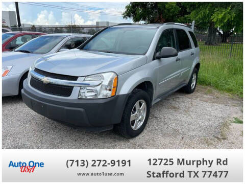 2005 Chevrolet Equinox for sale at Auto One USA in Stafford TX