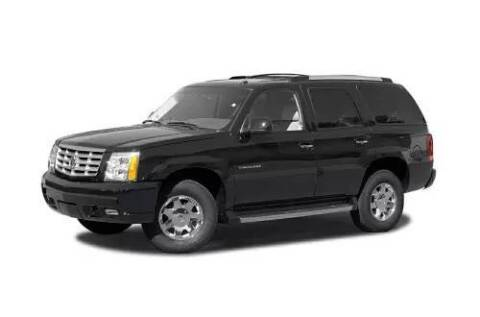 2003 Cadillac Escalade for sale at GENE AND TONYS DEMOTTE AUTO SALES in Demotte IN