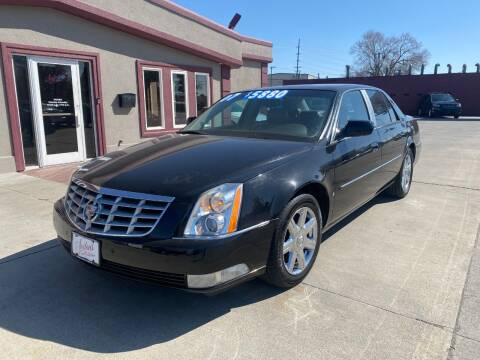 2007 Cadillac DTS for sale at Sexton's Car Collection Inc in Idaho Falls ID