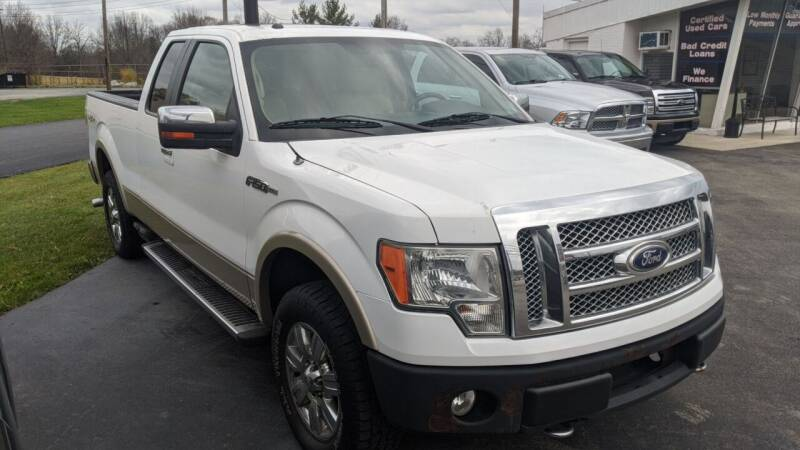 2010 Ford F-150 for sale at Newport Auto Group in Austintown OH