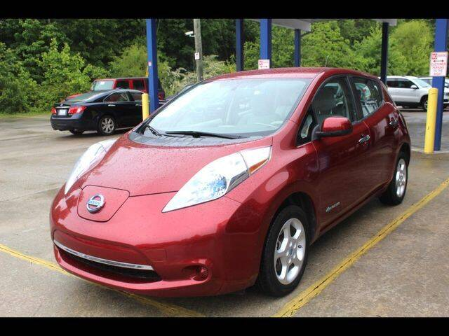 2013 Nissan LEAF for sale in Fuquay Varina, NC