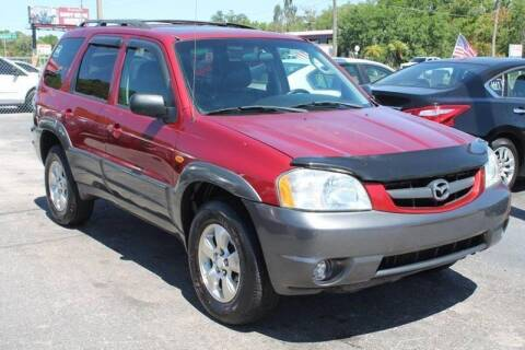 2003 Mazda Tribute for sale at Mars auto trade llc in Kissimmee FL