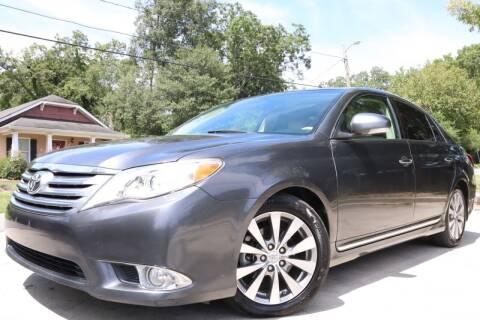 2011 Toyota Avalon for sale at Cobb Luxury Cars in Marietta GA