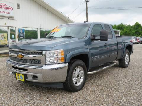 2013 Chevrolet Silverado 1500 for sale at Low Cost Cars in Circleville OH