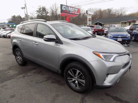 2017 Toyota RAV4 for sale at Comet Auto Sales in Manchester NH