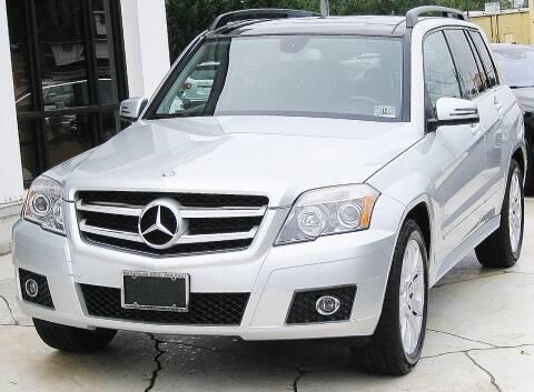 2012 Mercedes-Benz GLK for sale at Avi Auto Sales Inc in Magnolia NJ
