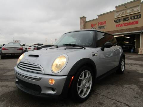 2006 MINI Cooper for sale at Import Motors in Bethany OK