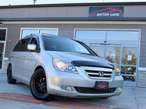 2007 Honda Odyssey for sale at CK MOTOR CARS in Elgin IL