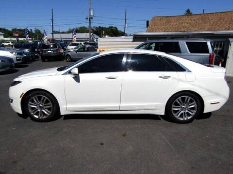 2013 Lincoln MKZ for sale at American Auto Group Now in Maple Shade NJ