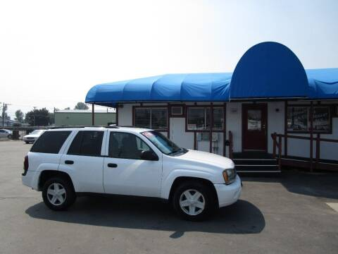 2003 Chevrolet TrailBlazer for sale at Jim's Cars by Priced-Rite Auto Sales in Missoula MT